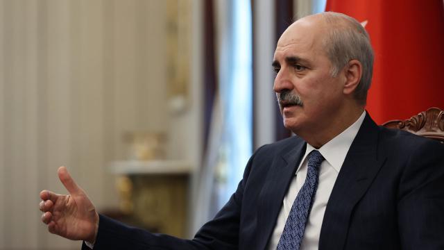 Numan Kurtulmuştan Kılıçdaroğluna: Nefret dili siyaseti kirletiyor