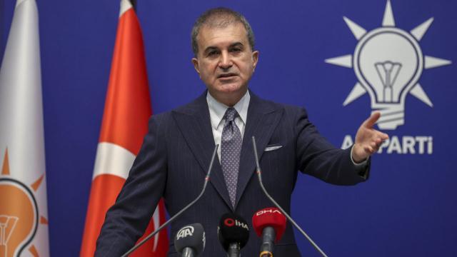 AK Parti Sözcüsü Çelikten ABD açıklaması: Hukuku tanımayan eylemler meşru değil