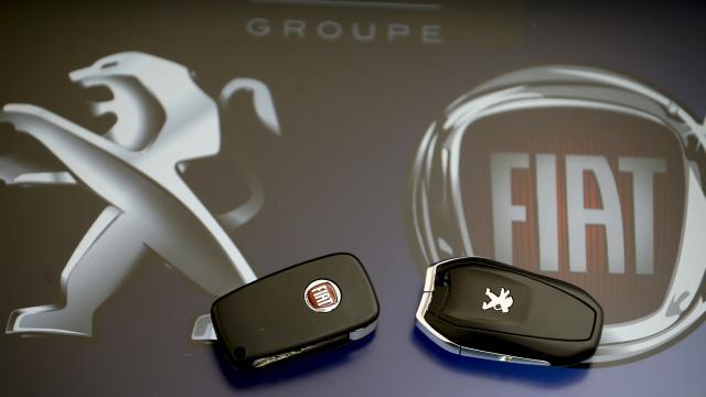 PSAnın hissedarlarından Fiat Chrysler ile birleşime onay