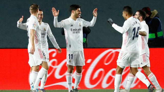 Real Madrid maç fazlasıyla lider