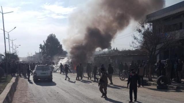 Resulaynda bombalı araçla saldırı: 2 çocuk hayatını kaybetti