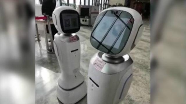 Devriye robotları göreve başladı, aktivistler tepki gösterdi