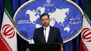Afgan hükümeti ile barış görüşmelerini sürdüren Taliban heyeti İran'da