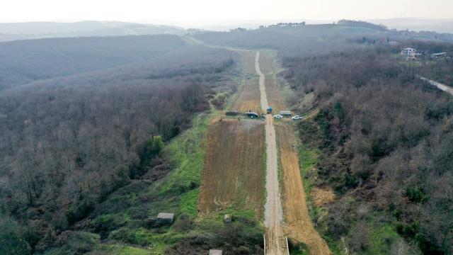 Melen Botanik Vadisinde 31 bini aşkın tohum toprakla buluştu