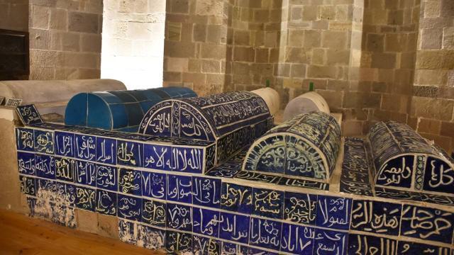 Anadolu Selçuklu sultanlarının sandukaları restore ediliyor