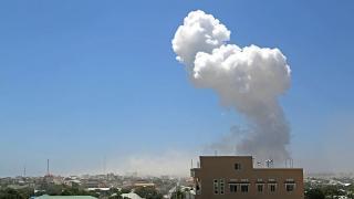 Somali'de iki ayrı noktada patlama meydana geldi