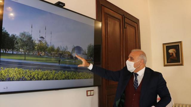 Trabzon Planetaryum ve Bilim Merkezine 2022de kavuşacak