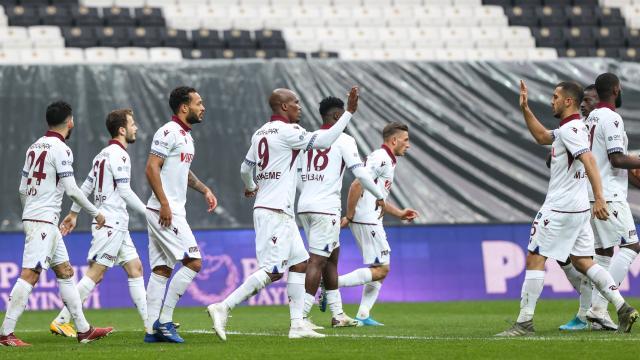 Trabzonspor 2021e galibiyetle başladı