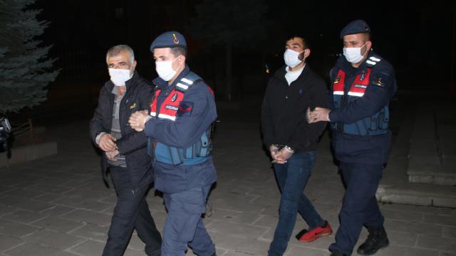 Kırşehirdeki cinayetle ilgili 8 kişi tutuklandı