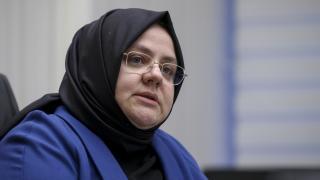 Bakan Selçuk: Kadına şiddetle mücadele sıfır tolerans ilkesiyle sürecek