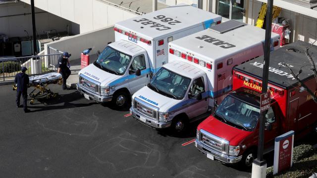 ABDde ambulans hizmeti kararı tartışma yarattı