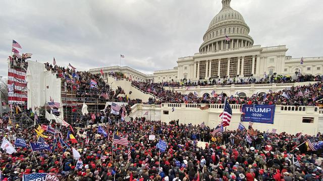 Güney Amerika ülkeleri ABD Kongresindeki olayları kınadı