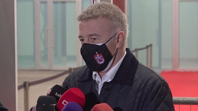 Ahmet Ağaoğludan transfer açıklaması