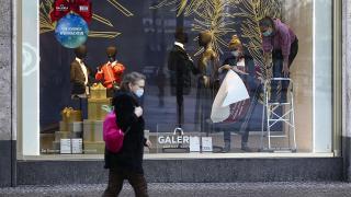 Almanya'da son 24 saatte 300 kişi hayatını kaybetti