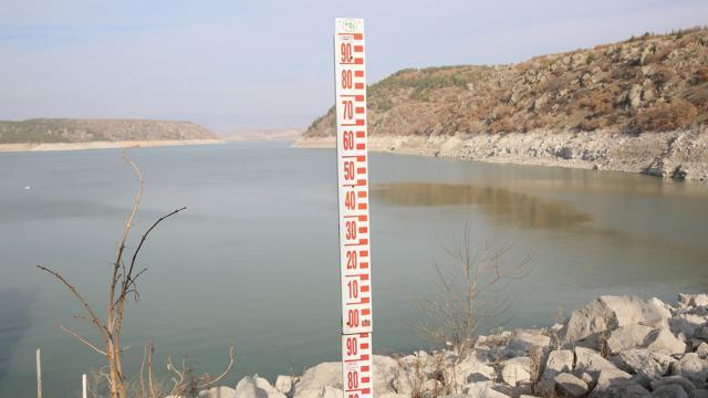 ASKİ: Başkentte 110 günlük su kaldı