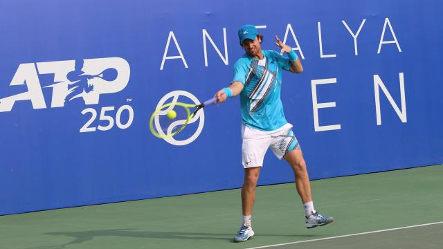 Antalya Açık Tenis Turnuvasında heyecan başlıyor