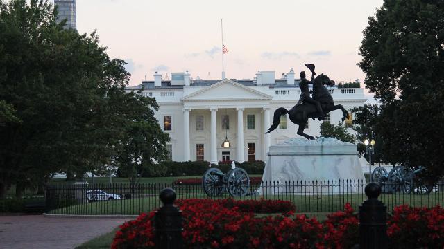 Beyaz Saraydan Kongre baskınına kınama