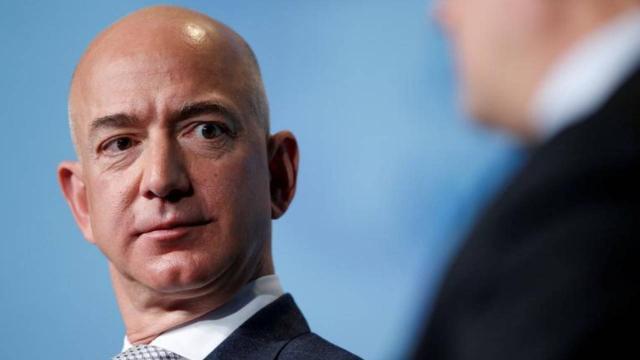 Tek seferde en büyük bağış Amazonun sahibi Bezostan