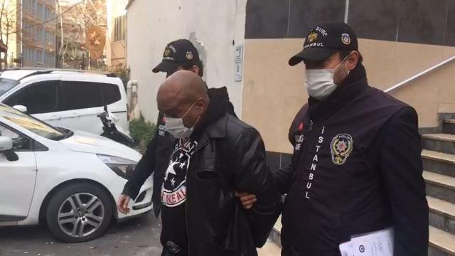 Bahçelievlerde milyonluk hırsızlık yapan Dominikli yakalandı