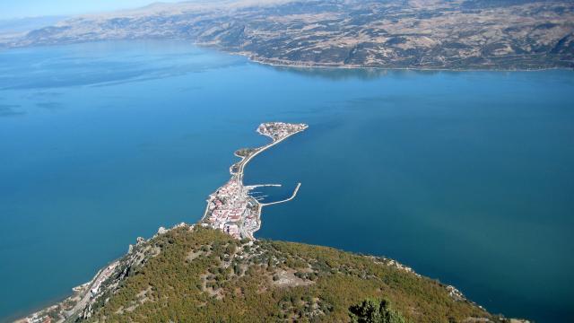 Eğirdir Gölü, Kesin Korunacak Hassas Alan ilan edildi
