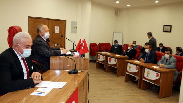 Erzincan İl Genel Meclisinin ocak ayı olağan toplantıları başladı