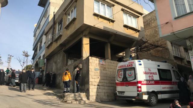 Gaziantepte karbonmonoksitten zehirlenen kişi hayatını kaybetti, annesi hastaneye kaldırıldı