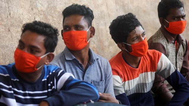Hindistanda koronavirüsten ölenlerin sayısı 150 bini aştı