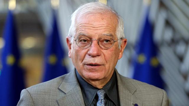 AB Yüksek Temsilcisi Borrell: Afganistandaki gelişmeler Avrupanın zayıflığını bir kez daha gösterdi