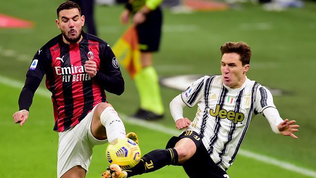 Juventus, Milanın yenilmezlik serisini sonlandırdı