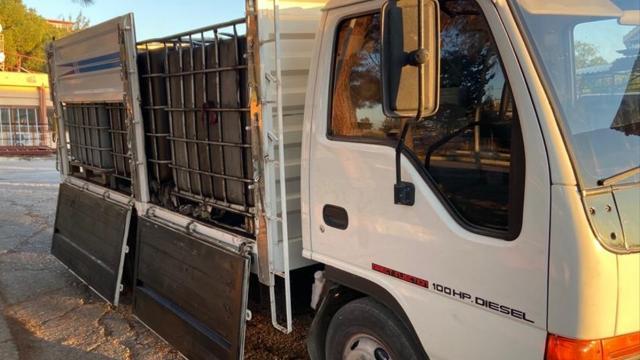 Adanada 3 bin 900 litre kaçak akaryakıt ele geçirildi