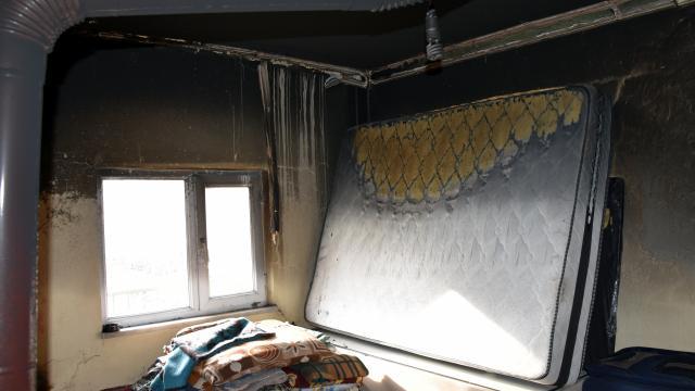 Kırıkkalede evlerinde bir haftada 10 kez yangın çıkan aile endişeli
