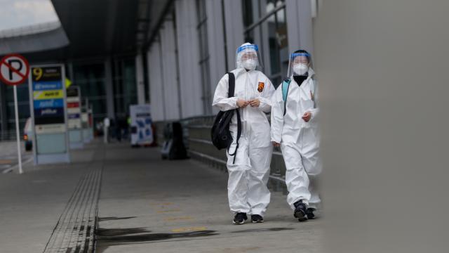 Kolombiyada sağlıkta acil durum süresi uzatıldı