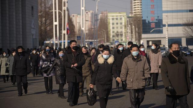 Kuzey Koreden aşı talebi