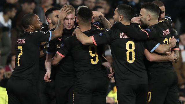 Manchester City, İngiltere Lig Kupasında finalde