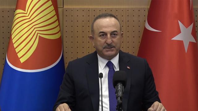 Bakan Çavuşoğlu: Yeniden Asya girişiminin amacı Asya ile daha güçlü bağlanmak