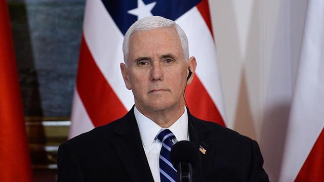 """ABD Başkan Yardımcısı Penceden """"itidal"""" çağrısı"""