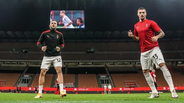Milanda iki oyuncuda koronavirüs çıktı