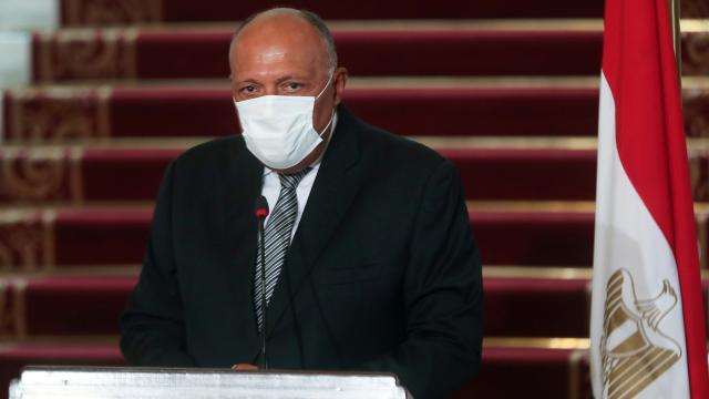 Mısır, KİK Zirvesinde varılan iş birliği anlaşmasını imzaladı
