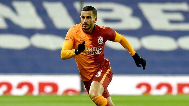 Galatasaraylı Omar Elabdellaouiden iyi haber