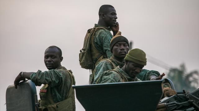 Orta Afrika Cumhuriyetinde çıkan çatışmalar durulmuyor: 20 ölü