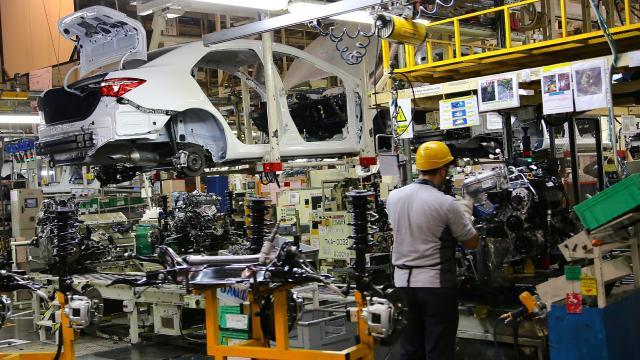 Otomotiv endüstrisi ihracatta ilk sırada yer aldı