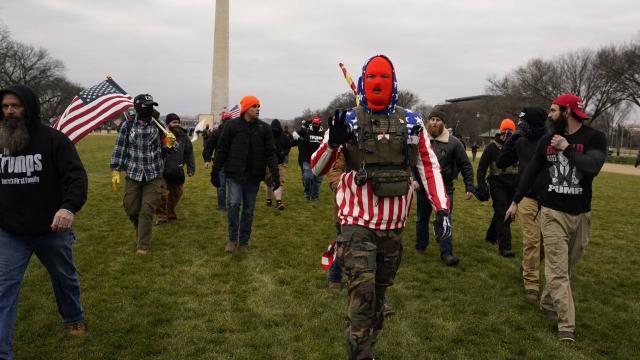 Kongre saldırısının ardında onlar var: Proud Boys