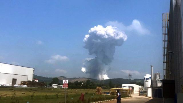 Havai fişek fabrikasındaki patlamayla ilgili dava ertelendi