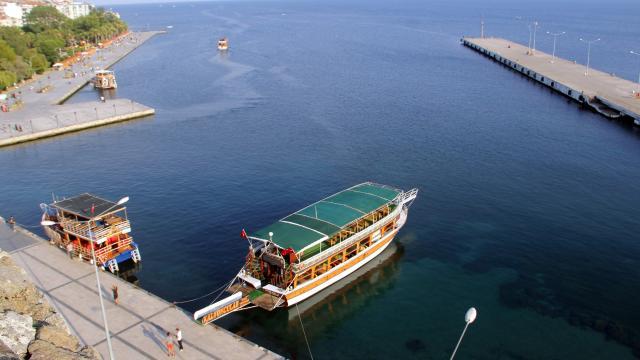 """""""Mutlu şehir"""" Sinopun 2021 yılı turizm beklentisi yüksek"""