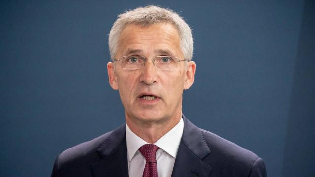 NATO Genel Sekreteri: Washingtondaki görüntüler şoke edici