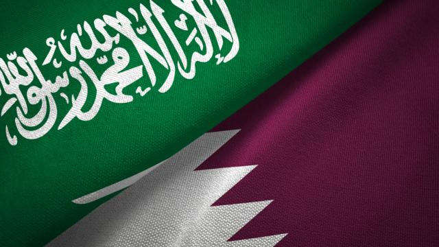 Katar ile Suudi Arabistandan güvenlik iş birliği görüşmesi