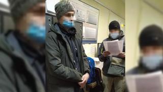 Ukrayna'da 'Hitler' lakaplı örgüt lideri gözaltına alındı