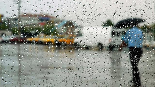 Marmarada yağışlar geçen ay yüzde 47 azaldı