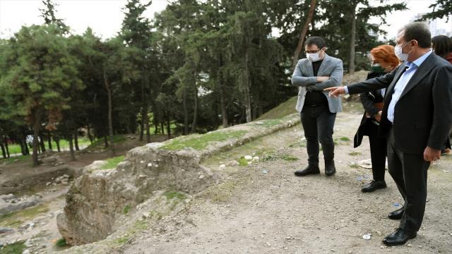 Mersindeki 9 bin yıllık Yumuktepe Höyüğü restore edilecek