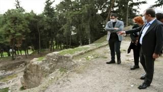 Mersin'deki 9 bin yıllık Yumuktepe Höyüğü restore edilecek